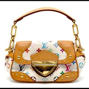 Louis Vuitton Marilyn Multicolor Beverly PM Bag
